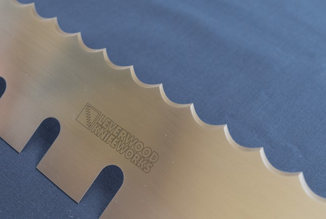 Perforated Edge Blade